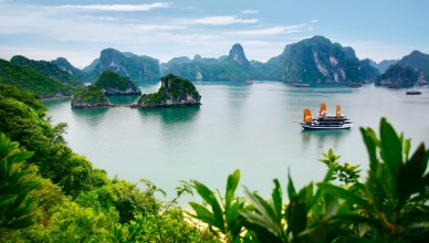Halong Bay Shore Excursions from Cai Lan Port