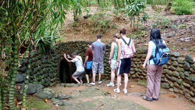 Cu Chi Tunnels Shore Excursions