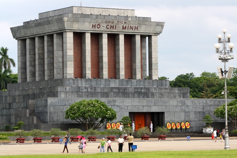 Ho Chi Minh Mausoleum to reopen this November - VIETNAM TOUR PACKAGE 14 DAYS