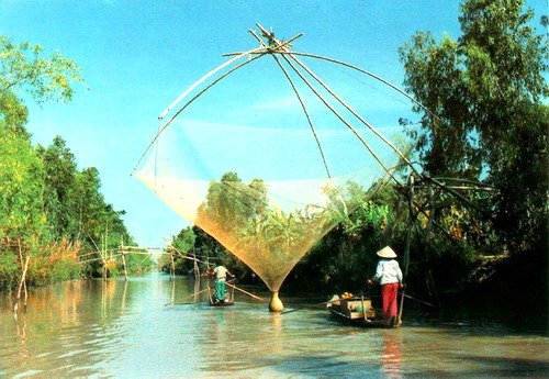 from cai be to saigon with mekong delta homestay1 - MEKONG DELTA PRIVATE TOUR